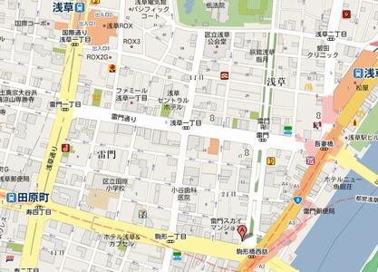 喜多方ラーメン坂内 浅草店