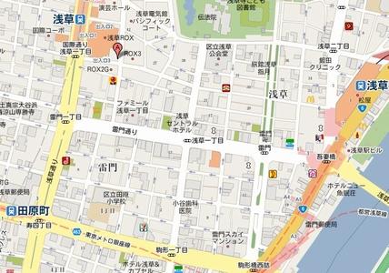 新宿さぼてん 浅草ROX前店