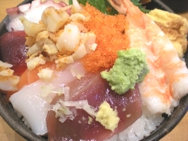寿司居酒屋 日本海 浅草店