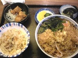 蕎麦・うどん処 甲州屋(浅草2丁目)