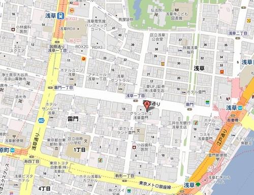ユースタイル 浅草店