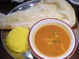 インド・ネパール料理 アーファンタ