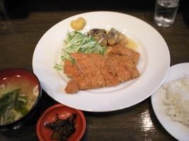 とんかつ・レストラン 浅草 豚八