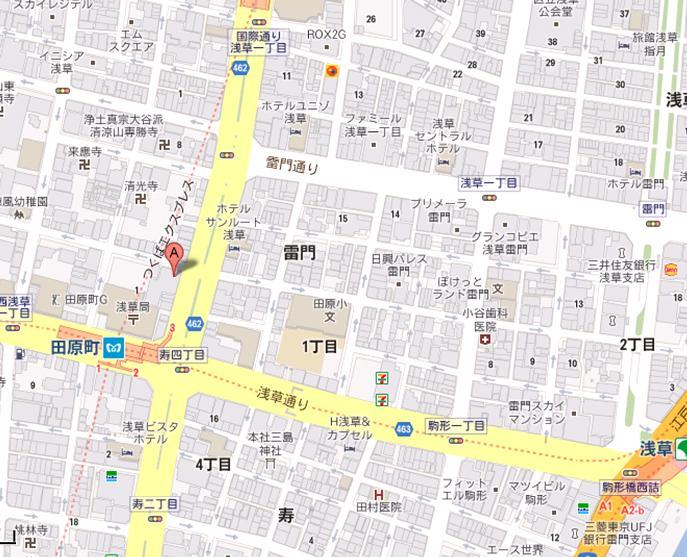 ねじべえ 田原町店