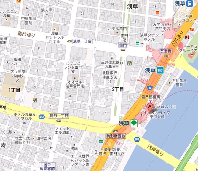 カフェ ムルソー 地図