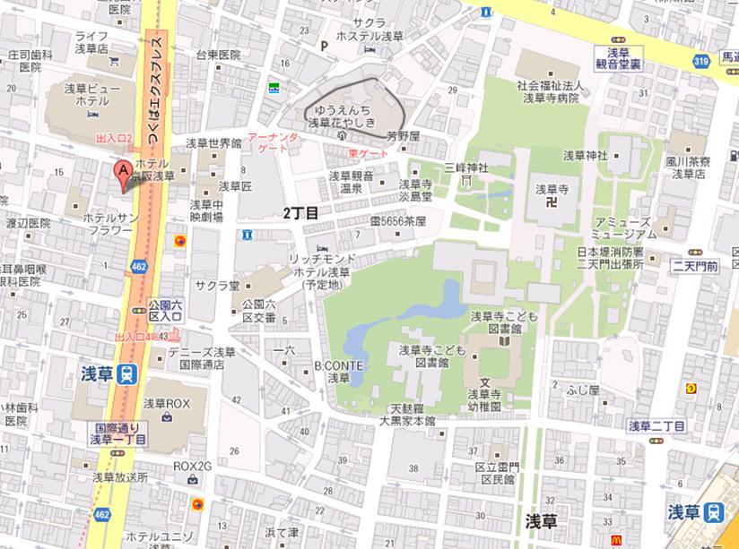 焼肉・韓国料理 熙楽苑(きらくえん) 地図