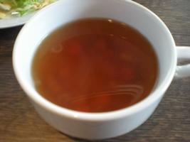 浅草グリルバーグ スープ