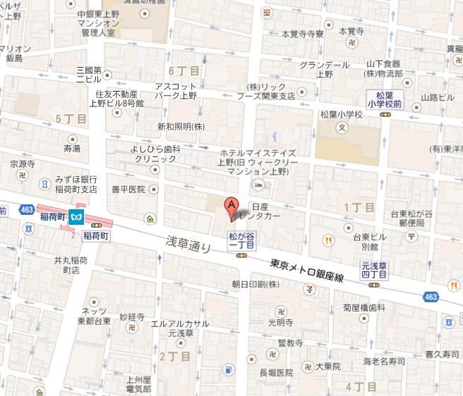 武乃蔵 地図