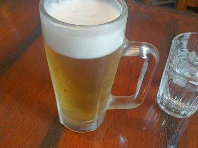 生ビール5円