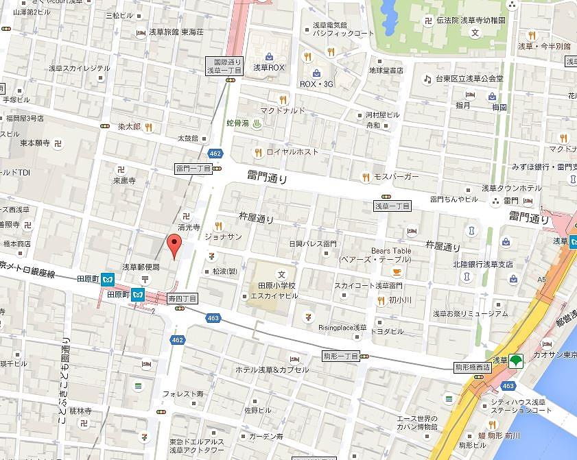 炙り酒場 縁(ゆかり) 地図